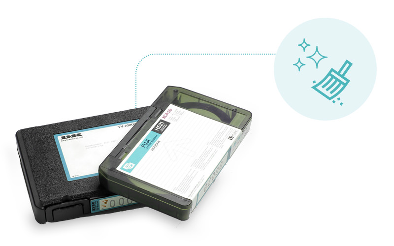 Video Tape Transfer Service In Canada