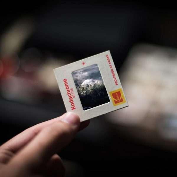 Transfer 35mm Slides To Digital